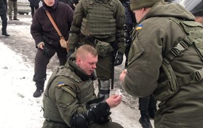 Полицейского в Киеве подстрелили из наградного пистолета – СМИ