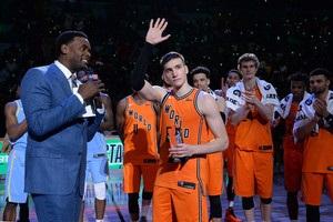 Богдан Богданович визнаний MVP Матчу висхідних зірок НБА