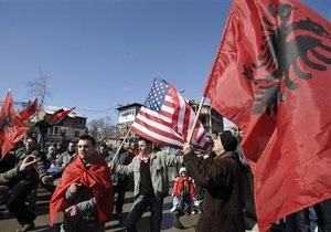 Сербия заверила США, что никогда не признает независимость Косово