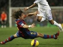 Барселона побеждает Мальорку в первом матче Примеры 2008-го года