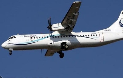 Жертвами авіакатастрофи в Ірані стали 66 осіб