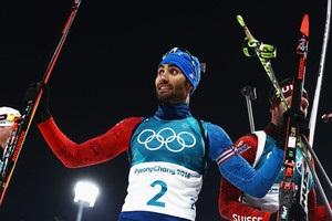 Біатлон: олімпійського чемпіона в мас-старті визначив фотофініш