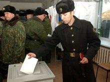 Наблюдатели СНГ: Выборы в России проходят без нарушений