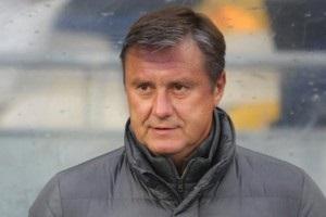 Хацкевич: Контролювали гру, але не було просування вперед
