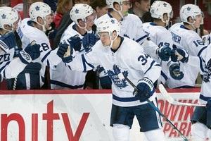 НХЛ: Торонто победил Детройт, Виннипег разгромил Флориду