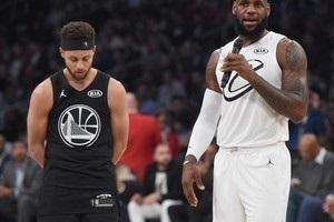 Матч всіх зірок НБА: Команда ЛеБрона обіграла команду Каррі