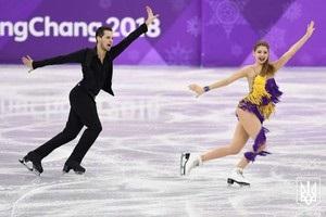 Українські фігуристи Назарова і Нікітін не пройшли в довільну програму