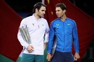 Надаль: Рейтинг не обманює, Федерер був трохи кращим за мене