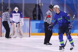 Гравця збірної Словенії з хокею спіймали на допінгу
