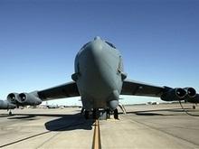 Над островом Гуам разбился американский бомбардировщик