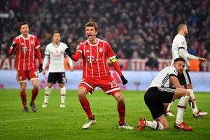 Баварія познущалася над Бешикташем у Лізі чемпіонів