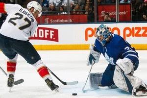 НХЛ: Торонто мінімально обіграв Флориду, Вашингтон поступився Тампа-Бей