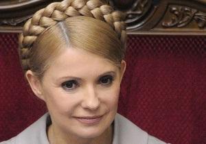 В БЮТ заявили, что Тимошенко выйдет из отпуска при роспуске Рады