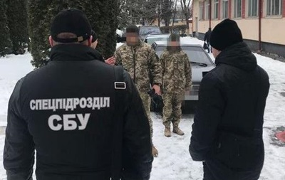 У Хмельницькій області на хабарі погорів начальник військової частини