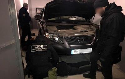 В Одессе задержали угонщиков элитных авто