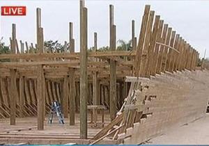 В США организуют экскурсии на Ноев ковчег