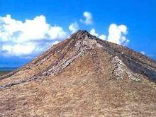В Азовском море активизировался грязевой вулкан
