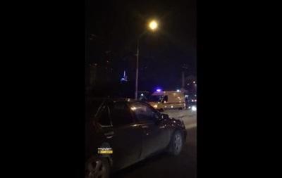 У Новосибірську автомобіль в їхав у натовп людей