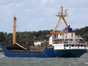 Судно Marathon с украинцами на борту прибыло в Джибути