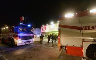 Пожежа в нічному клубі Італії: 69 постраждалих
