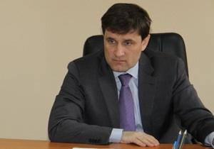 Янукович назначил нового губернатора Донецкой области