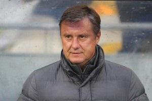 Хацкевич: Результат Динамо уже не исправит, но некоторые моменты судейства понять сложно