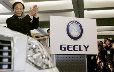 Засновник Geelу став найбільшим акціонером Daimler