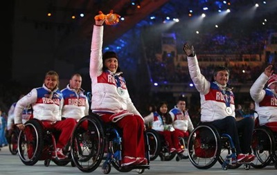К Паралимпиаде допущены 30 атлетов из РФ