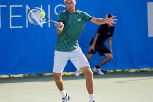Стаховський програв у стартовому раунді турніру в Індіан-Уеллсі