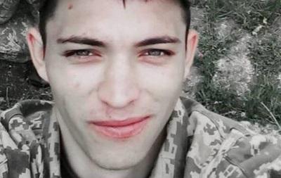 В госпитале Харькова скончался солдат-контрактник