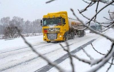 В Киев запретят въезд грузовикам