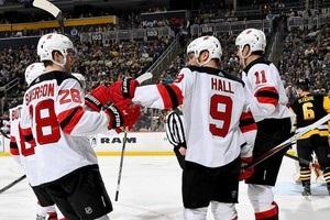 НХЛ: Питтсбург уступил Нью-Джерси, Нэшвилл одержал волевую победу над Виннипегом