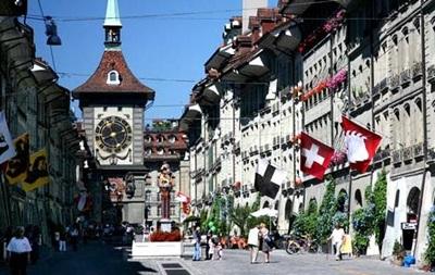 В Швейцарии проведут налоговый референдум