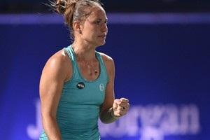 Теннис. Бондаренко вышла во второй раунд турнира в Индиан-Уэллсе