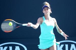 Цуренко вышла в четвертьфинал турнира в Акапулько