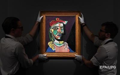 У Лондоні продали портрет музи Пікассо за $69 млн