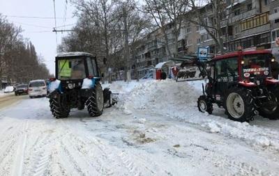 Школы и детсады Одессы закрыли из-за непогоды