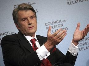 Ющенко недоволен ситуацией с усыновлением детей в Киеве