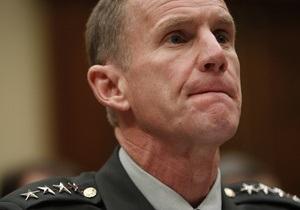 Уволенный со скандалом командующий силами НАТО в Афганистане будет преподавать в Йеле