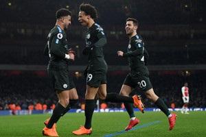 У Манчестера Сіті не було проблем у матчі з Арсеналом