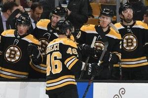 НХЛ: Бостон і Піттсбург закинули 12 шайб, Філадельфія програла Кароліні