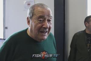 Ломаченко и его отец готовы к бою с Линаресом – промоутер