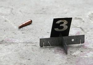 Милиция задержала водителя, открывшего стрельбу в центре Киева