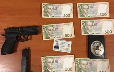 СБУ задержала полицейских  крышевавших  наркоторговцев