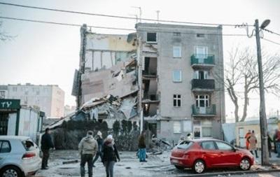 У Польщі вибухнув житловий будинок: є загиблі