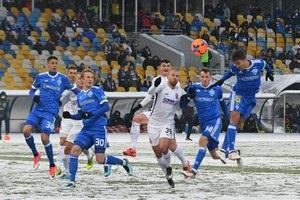 Динамо в компенсированное время вырвало победу у Зари