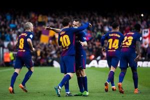 Барселона завдяки голу Мессі мінімально обіграла Атлетіко
