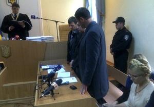 Суд приговорил Тимошенко к семи годам тюрьмы