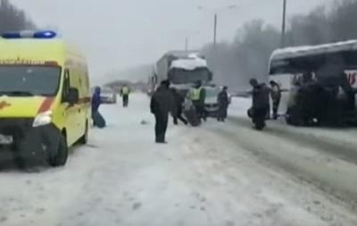 В России в ДТП погиб украинец, еще один пострадал