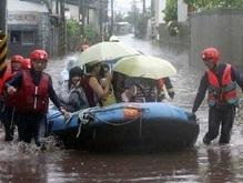 Жертвами тропического шторма в Китае стали семь человек